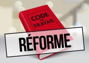 code travail reforme